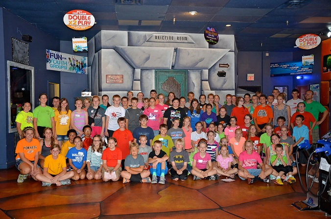 JH laser tag 2014