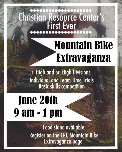 Mountain Bike Extravaganza 2015